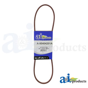A-95404201A Drive Belt for MTD Snow Blowers