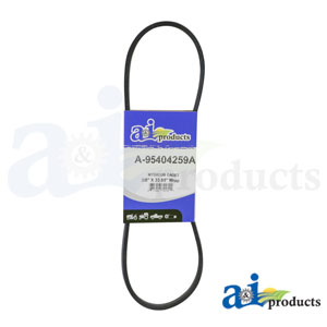 A-95404259A Drive Belt for Troy-Bilt Walk-Behind Mowers