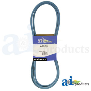 A-A132K Kevlar V-Belt for Ariens/Gravely Zero-Turn Mowers