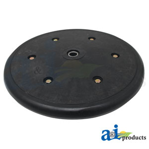 AA43898 Closing Wheel Assembly. Fits John Deere Grain Drills, Planters, and Cultivators