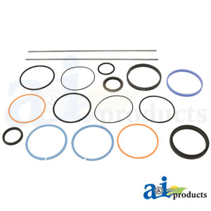 A-AH176569 Hydraulic Cylinder Seal Kit. Fits John Deere Mower Conditioners 945, 946, 955, 956