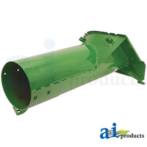 A-AH219096 Narrow Unloading Auger Tube Assemly for John Deere Combines