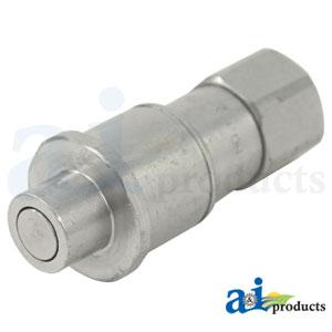 "A-AH225668: John Deere Hydraulic Quick Coupler Socket, 3/8"""