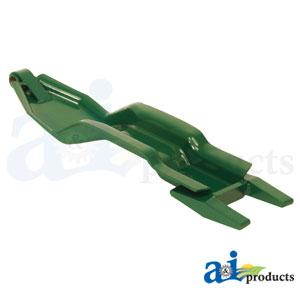 A-AH92518: John Deere Left Hand Stop Flex Arm Assembly