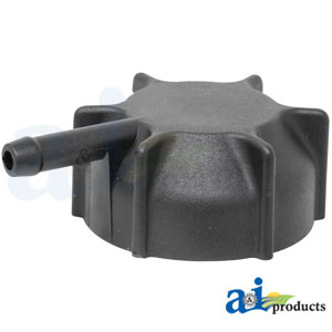 AL78005 Radiator Filler Cap. Fits John Deere Tractors, Construction, and Sprayers