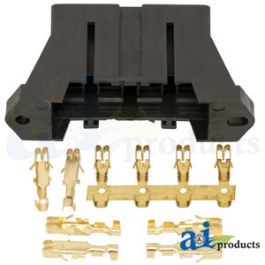 A-AM108846 Harness Kit, 4 Fuse Block Holder John Deere | AllPartsStoreAllPartsStore