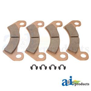 AM140607 Brake Pad Kit