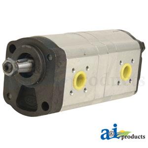 A-AR55346: John Deere Hydraulic Pump