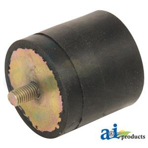 A-AT29665: John Deere Rubber Isolator