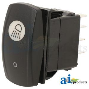A-AT309435 Work Light Rocker Switch