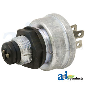 A-AT310925 Ignition Switch. Fits John Deere Skid Steer Loaders 312GR, 313, 314G, 315, 316GR, 317, 317G, 318D, 318E,