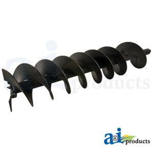 A-AXE13122: John Deere Grain Bin Power Fold Auger