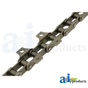 AXE24307LS Feederhouse Chain Les Slats