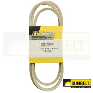 B11723025: Simplicity K-Force OEM Belt