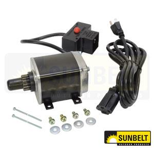 Electric Starter Kit Tec 33328, Ar 72403500 Item A-B120025Gravely 72403500