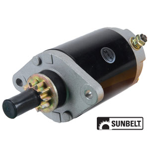 Tecumseh 36264 Electric Starter Fits models L, LEV, OHV 13.5 - OHV18 and OHV490 Item A-B121010