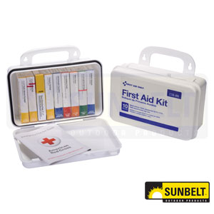 B1238ANAC: Landscapers First Aid Kit