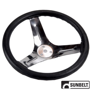 "Steering Wheel 12"" Replaces Stens 260-553 Rotary 5890 & 9396 Item A-B124128"