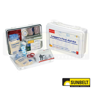 B1275OAC: Loggers First Aid Kit