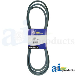 A-5B132K Drive Belt for Husqvarna Riding Mowers