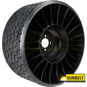 B137968TW4 X-Tweel Turf Tire - 4 Lug