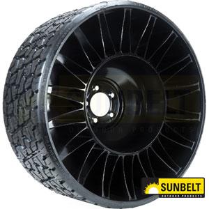 B147260TW5 X-Tweel Turf Tire - 5 Lug