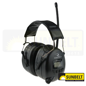B1AMFMD1C: Digital AM/FM Earmuff Protection