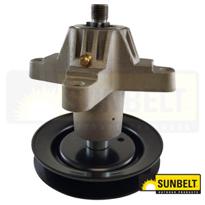B1CC114: Spindle Assembly for Cub Cadet 1170, 1600, 1800, RZT Mowers