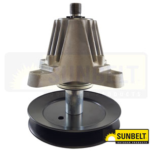 B1CC121: Spindle Assembly for Cub Cadet RZT Mowers
