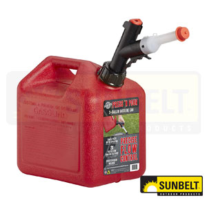 B1GB320 - Press 'N Pour Gas Can