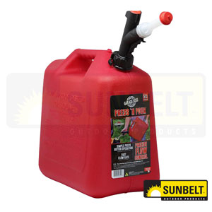 Press 'N Pour Gas Can. Part # B1GB351