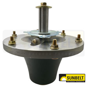 B1GH02: Spindle Assembly For Grasshopper M1-52, M1-61 decks