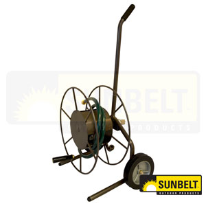 B1HR100 Hose Reel Cart