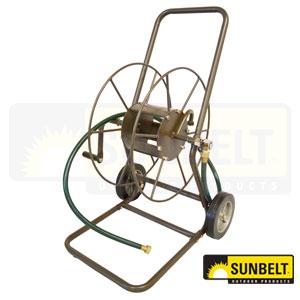 Precision 175' Commercial Hose Reel Cart
