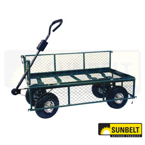 B1NCDS1000 Nursery Cart with Drop Sides