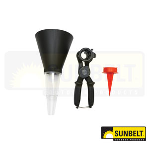 ProLube Oil Funnel with Filter