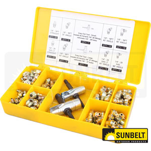 B1PL43978 Grease Fitting Sets