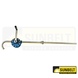 B1PL44144 Plastic Rotary Chemical Pump