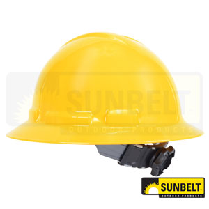 B1QHR6YE: 6 Point Ratchet Suspension Hardhat