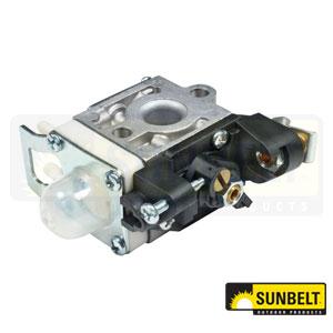 B1RBK106A: Zama Carburetor. Replaces A021003660