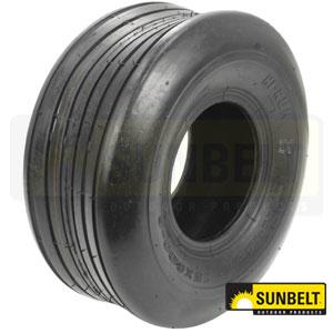 B1SUT95: Straight Rib Tire