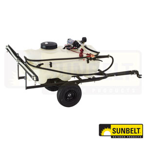 B1TCT15 Trailer Sprayer Tank