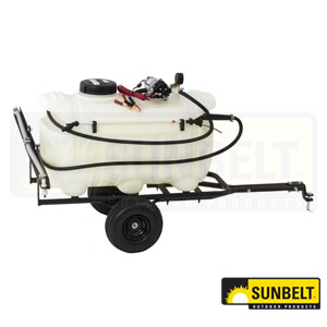 B1TCT25 Trailer Sprayer Tank
