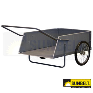 B1WC14 Wooden Yard Cart