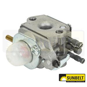 B1ZMC1UK43BA: Zama Carburetor. Replaces 12520020660, 12520020661, 12520020662, 12520020663, 1252000664, 12520020665, ZAMA C1U-K43