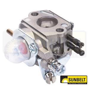 B1ZMC1UK51A: Zama Carburetor. Replaces 12520005962, 12520005963, ZAMA C1U-K51