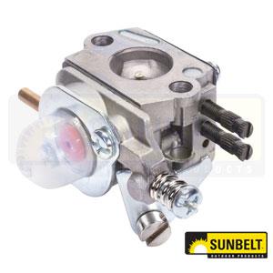 B1ZMC1UK52A: Zama Carburetor. Replaces 12520013312, 12520013313, ZAMA C1U-K52
