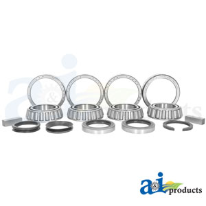 A-B95321: Lower Unloading Auger Gearbox Repair Kit for Case-IH 1660, 2388, 7010, 8010 combines