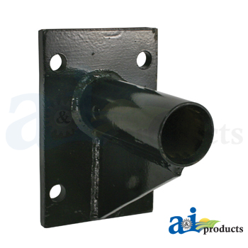 A-BCH42R: Bale Point Bolt on Bracket