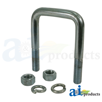 A-BCH42U: Bale Point U-Bolt w/Nuts